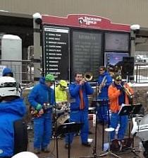 Band at Lift
