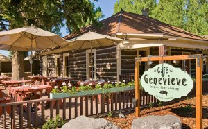 Cafe Genevieve